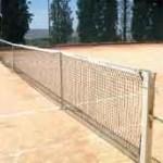 Cloture Terrain de Tennis