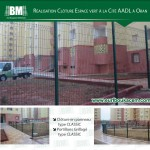 Espace Vert cité AADL – Oran