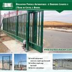 Portail automatique et Barriéres levantes – Cevital Bouira